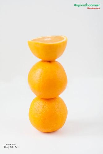 ¿Conoces todas las propiedades de las naranjas? En #aprendoacomer te lo contamos todo
