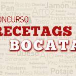 Concurso Recetags de Bocatas. Noviembre15