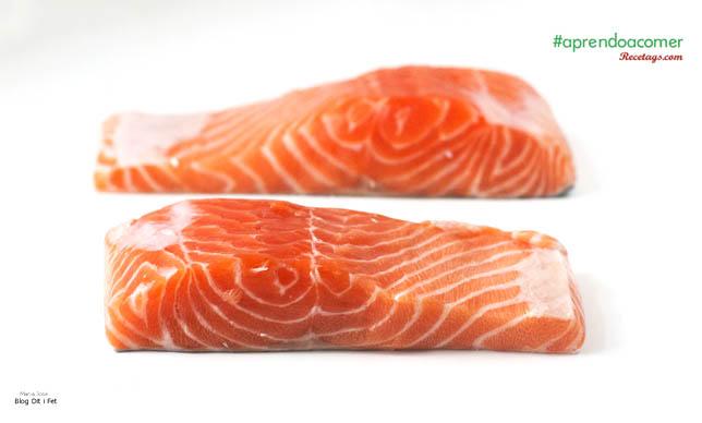 El salmón es un pescado de los más versátiles y consumidos entre la población mundial