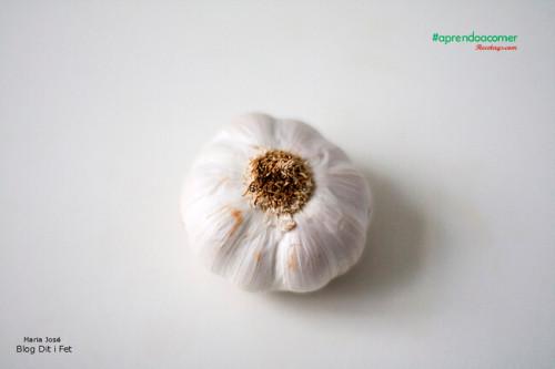 El ajo contiene numerosas propiedades beneficiosas
