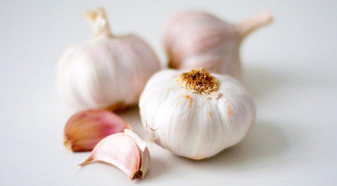 El ajo, un ingrediente imprescindible en la dieta mediterránea