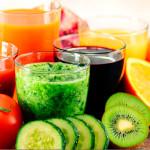 Los mejores zumos naturales de frutas para el verano