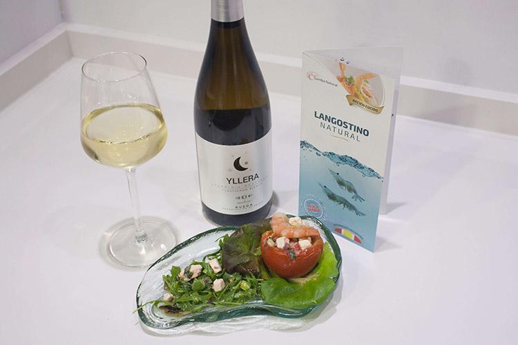 Variedad Sauvignon Blanc para la ensalada griega