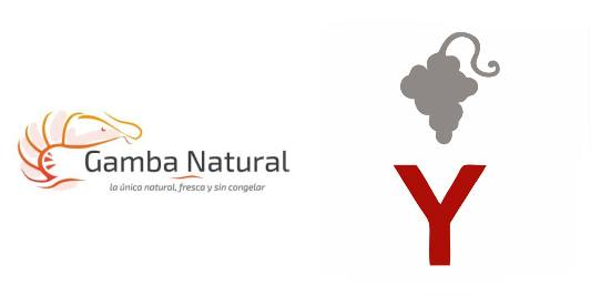Gamba Natural y Bodegas Yllera, patrocinadores de #RecetagsEntreAmigos