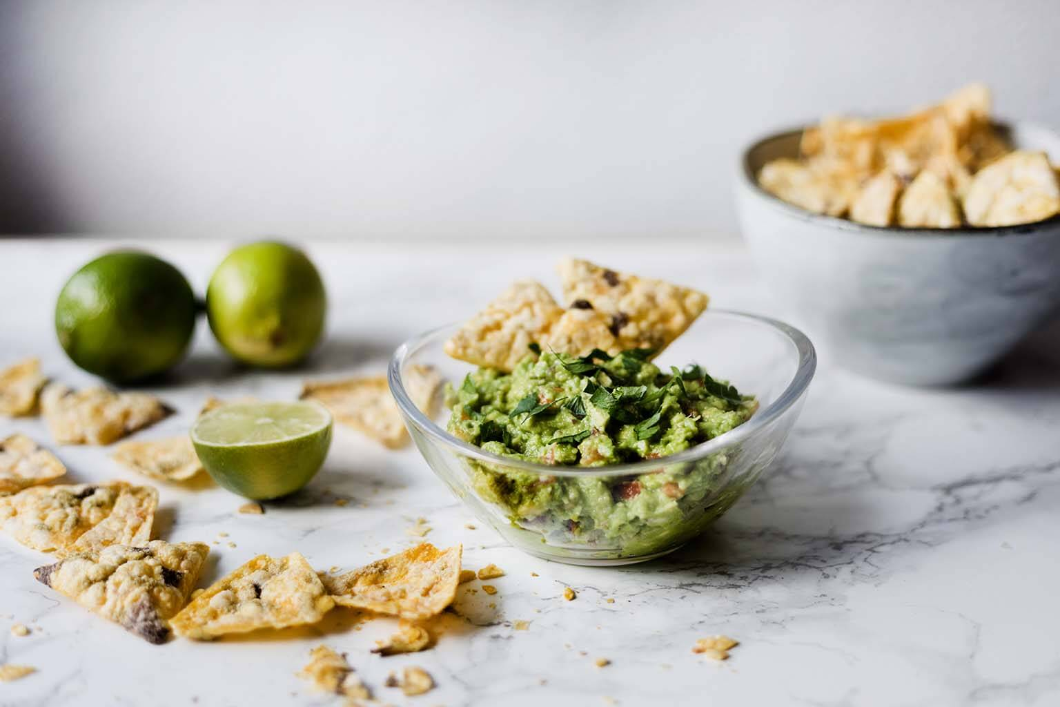 cómo preparar un rico guacamole casero